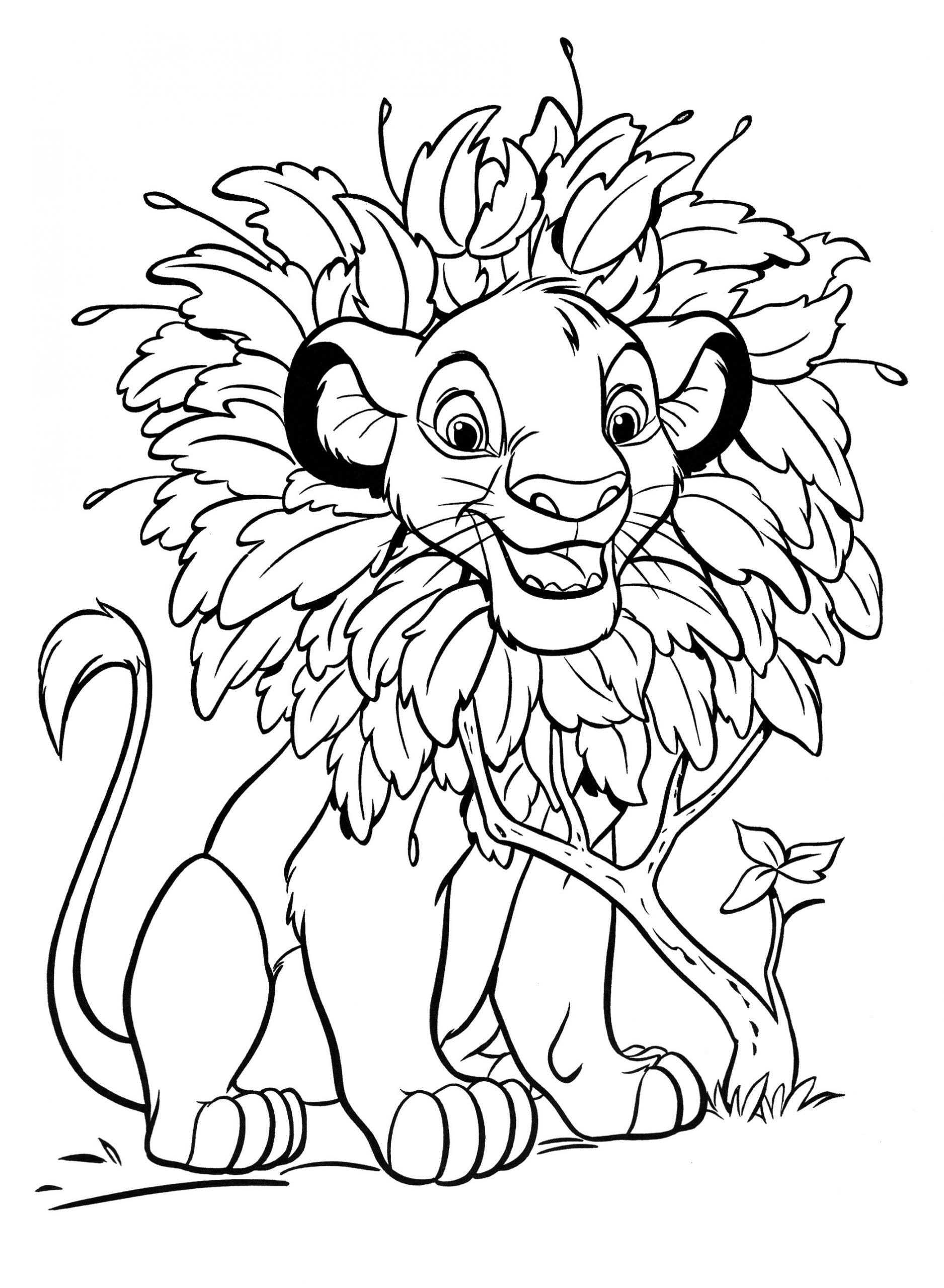 Remarkable disney coloring pages for toddler
