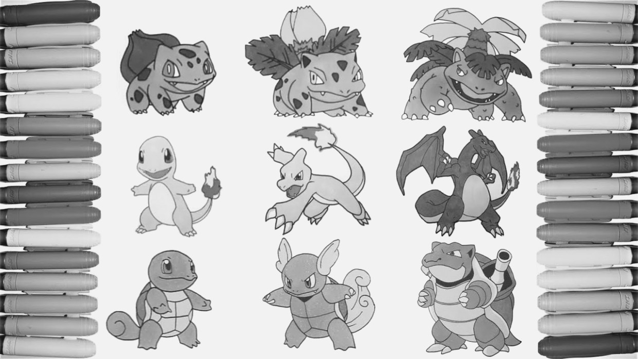 free downloadable pokemon coloring pages to download and print