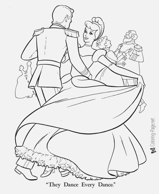 Enjoyable princess coloring pages be more creative