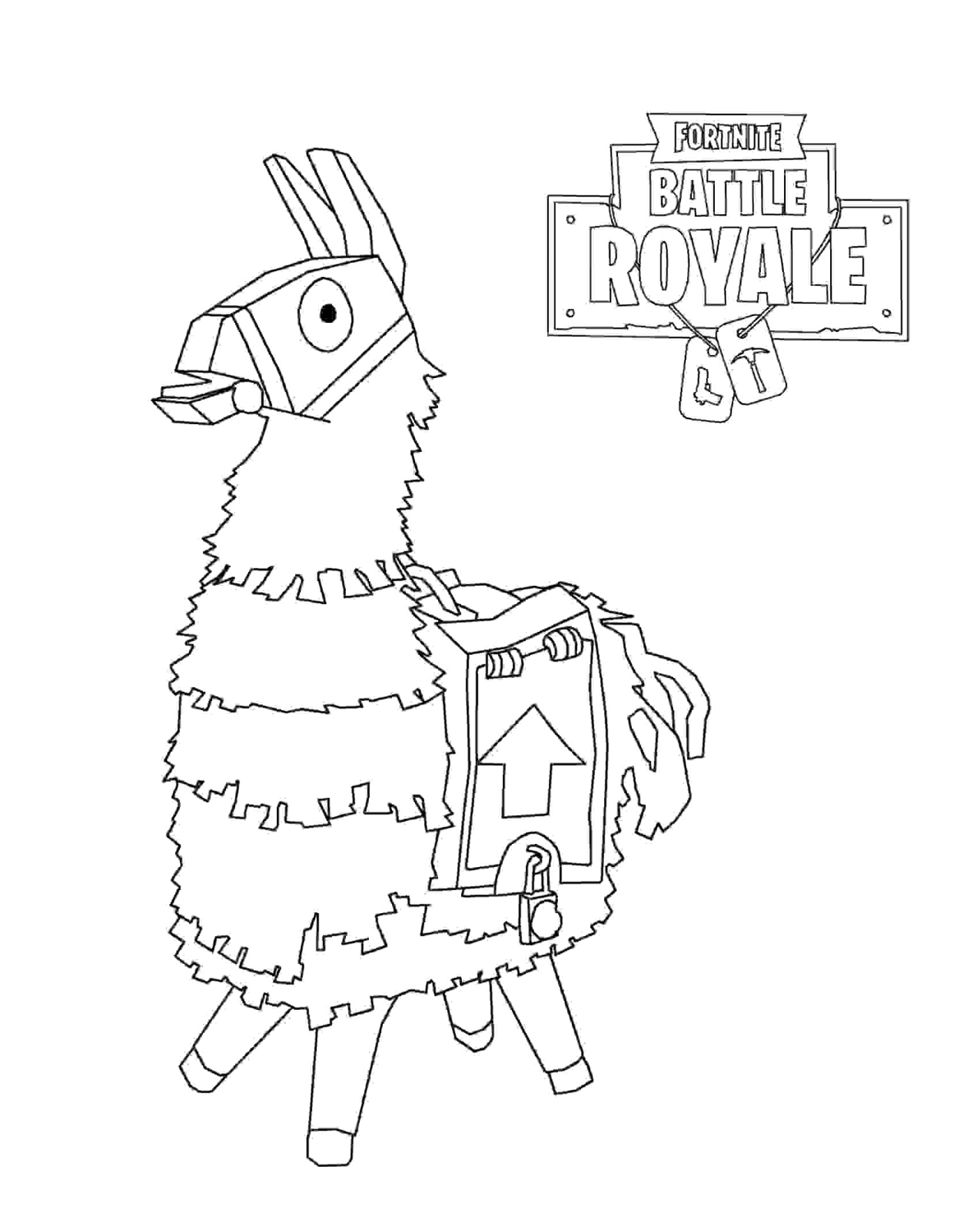 online fortnite coloring pages coloring pages free