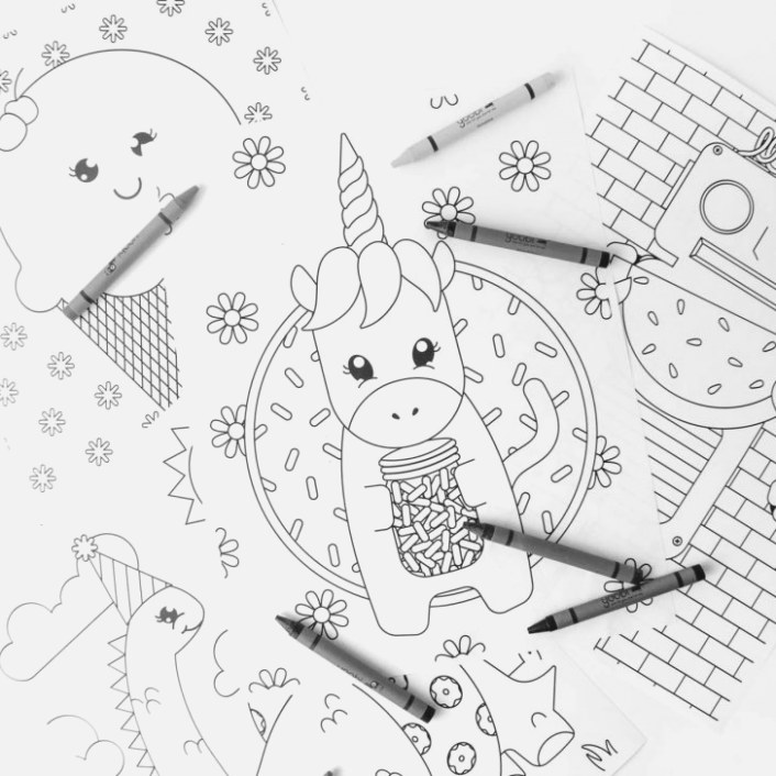 top coloring pages for kids for children and adults