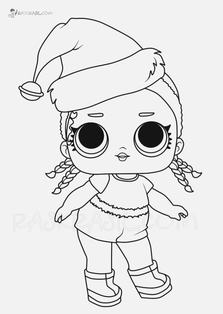 free christmas coloring pages online free