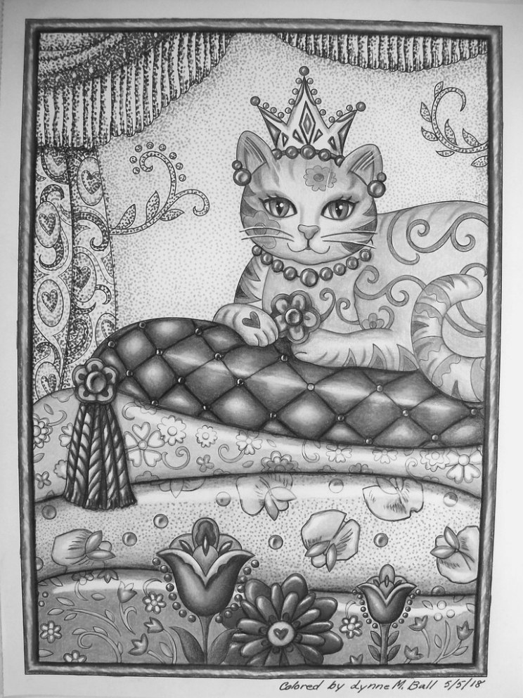 Make your princess coloring pages ideas