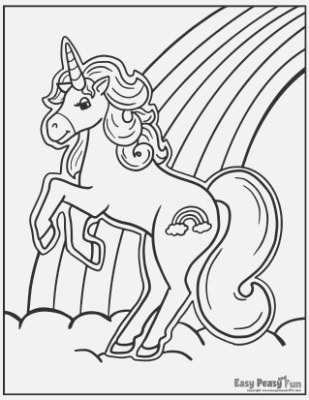 creative coloring pages for kids Coloring Pictures For Toddlers