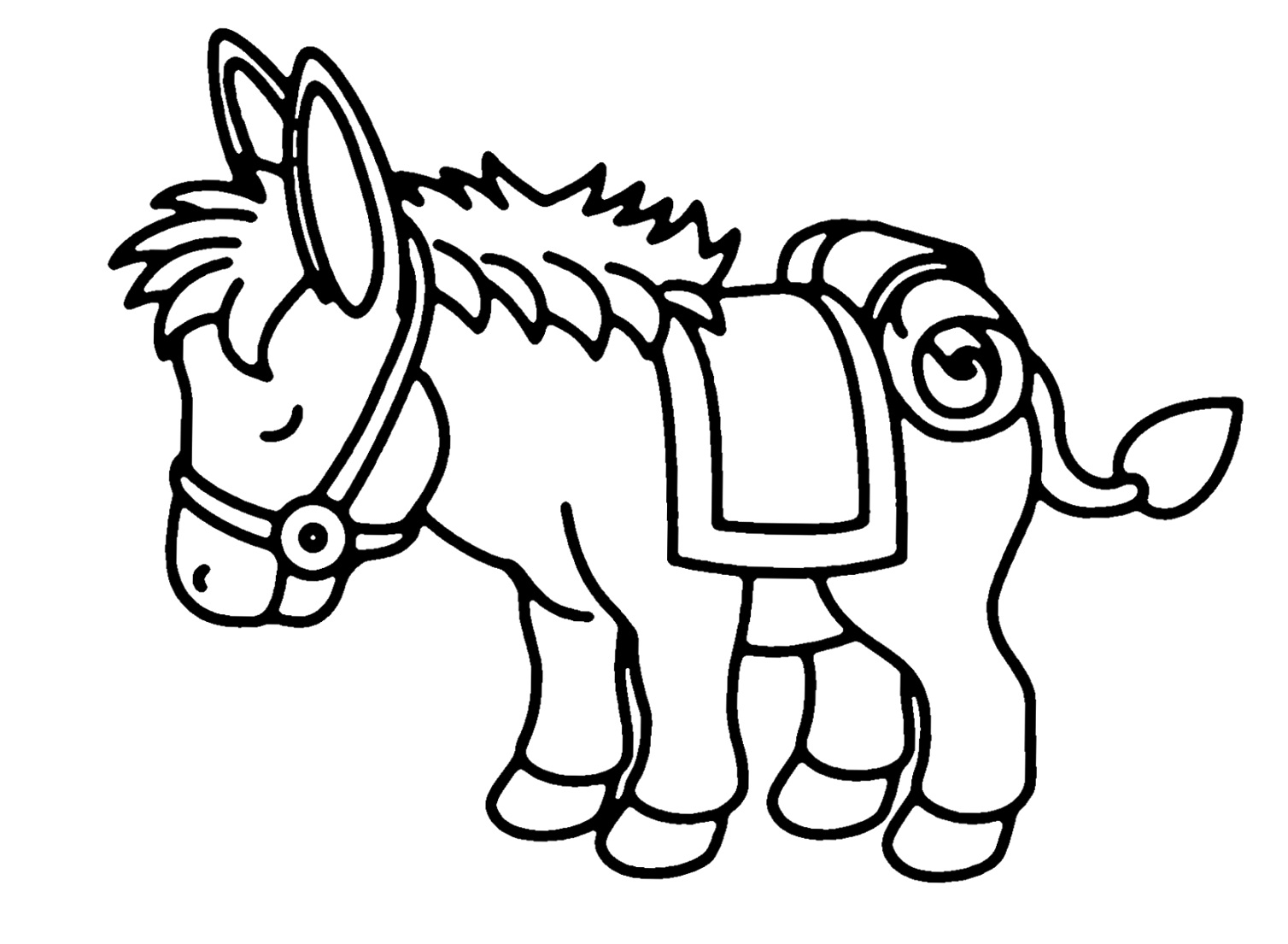 Discover Free animal coloring pages Download and Print for Free