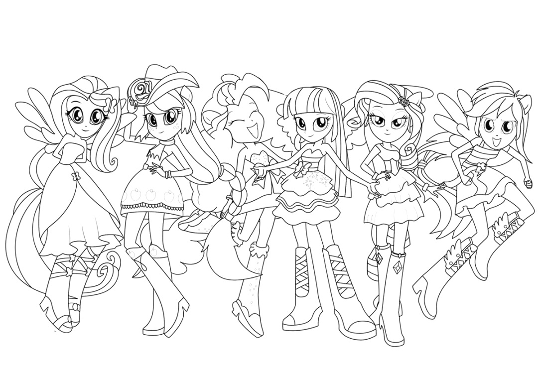 the incredible my little pony coloring pages coloring tips