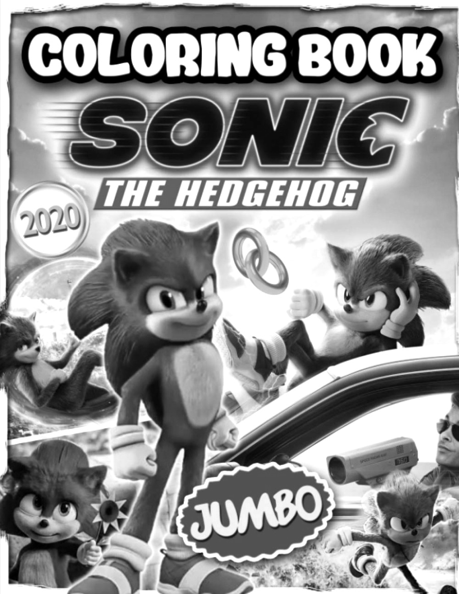 top sonic the hedgehog coloring pages Coloring Pages Archives