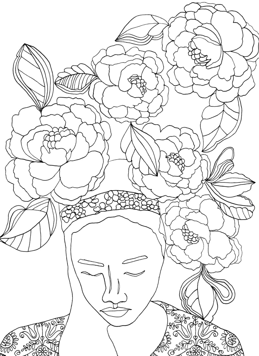 great coloring book pages Download and Print for Free
