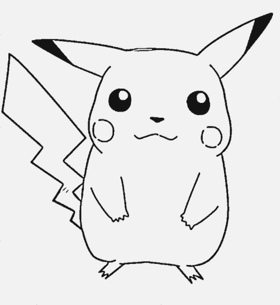 top pokemon coloring pages that helps maintain focus