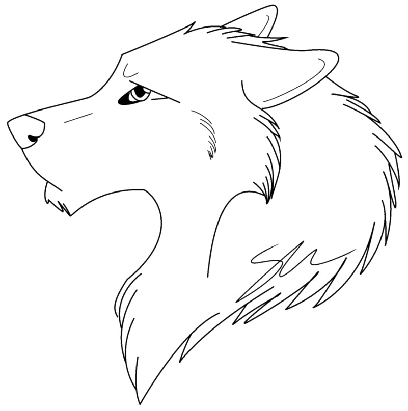 creative wolf coloring pages coloring book