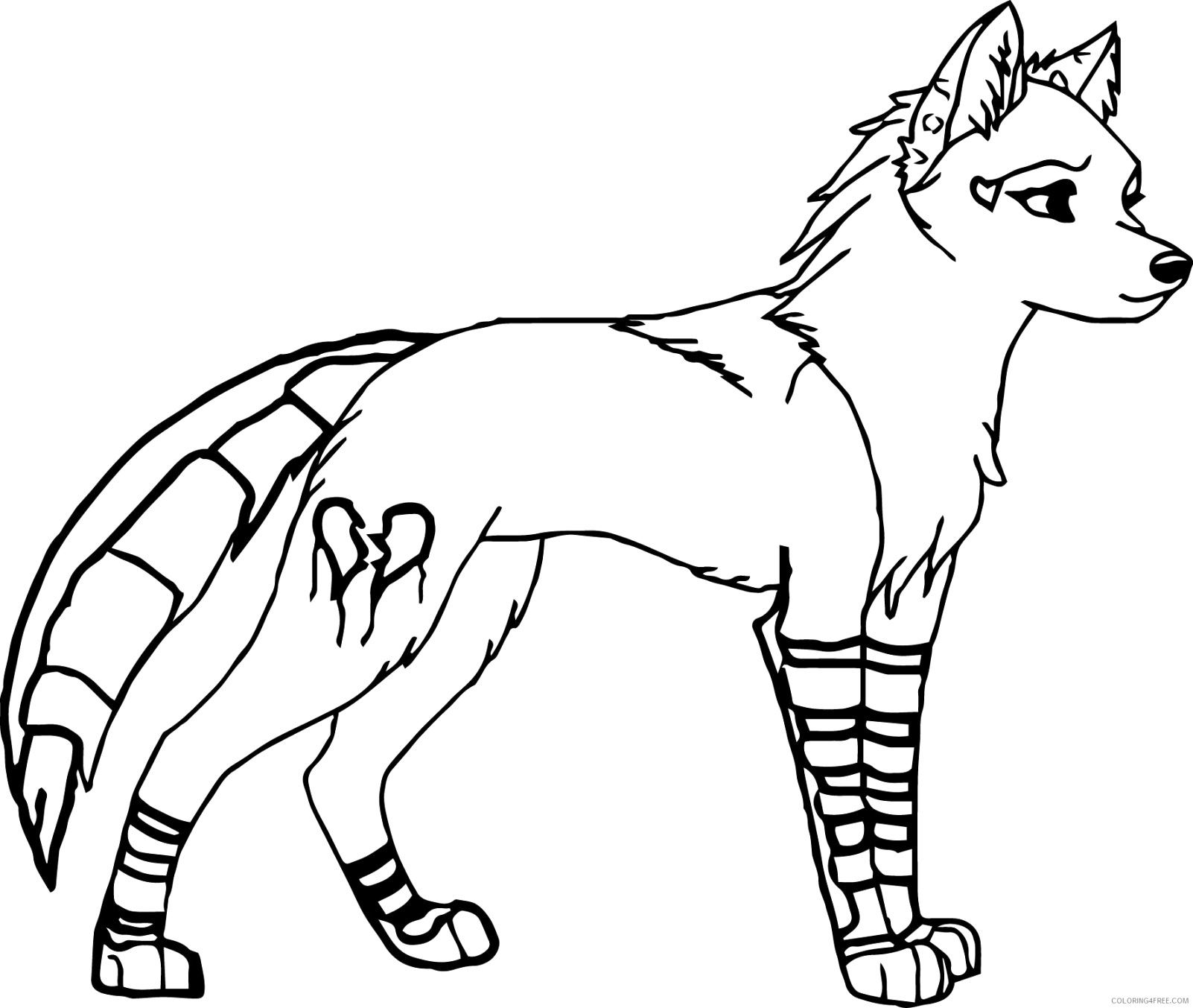 creative wolf coloring pages gallery
