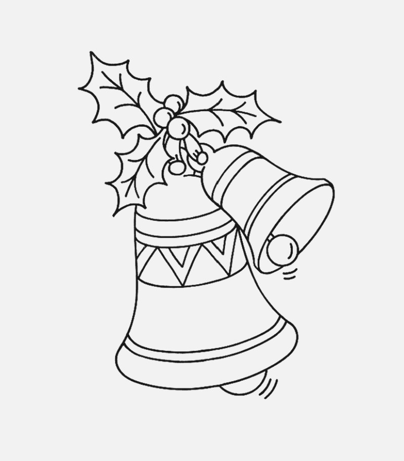 Outstanding christmas coloring pages to print and color