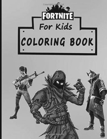 the incredible fortnite coloring pages that helps maintain focus