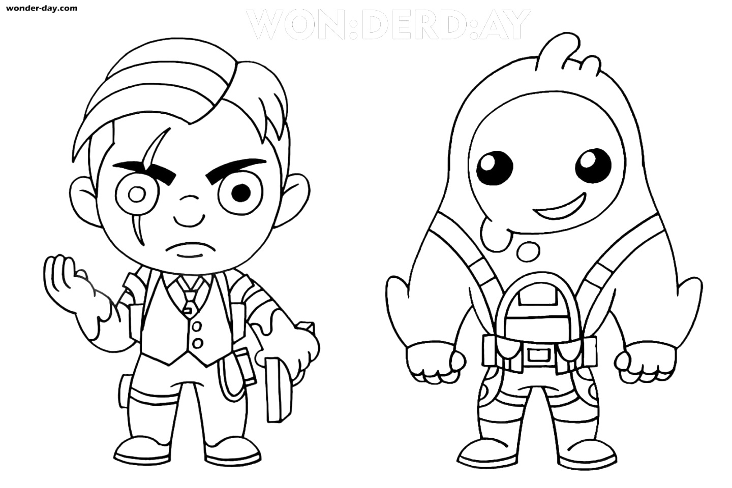 Outstanding fortnite coloring pages cool coloring sheet