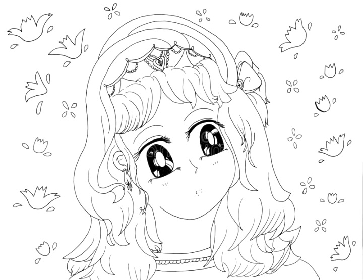 Discover Free anime coloring pages Coloring Pages Archives