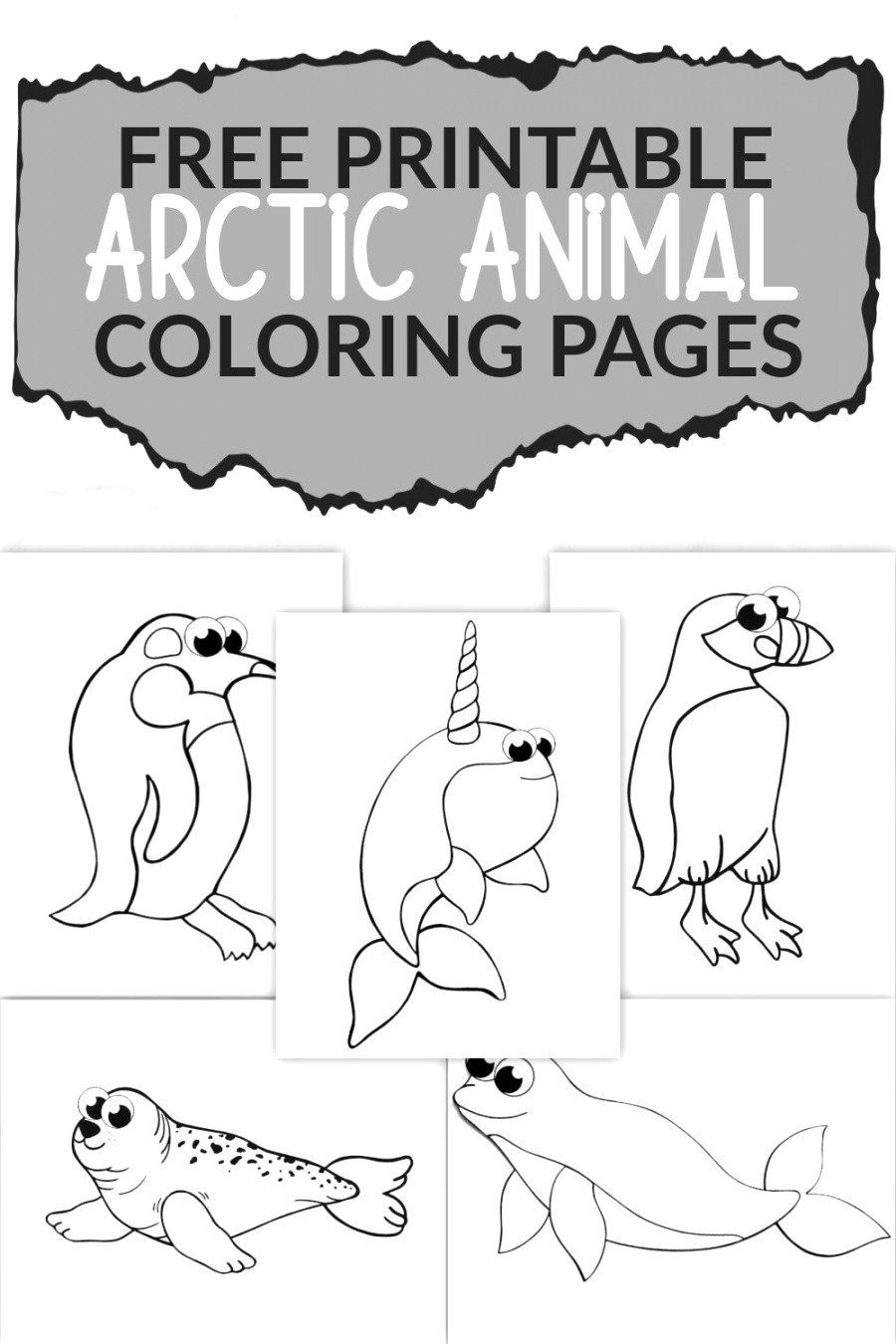 incredible animal coloring pages free pdf