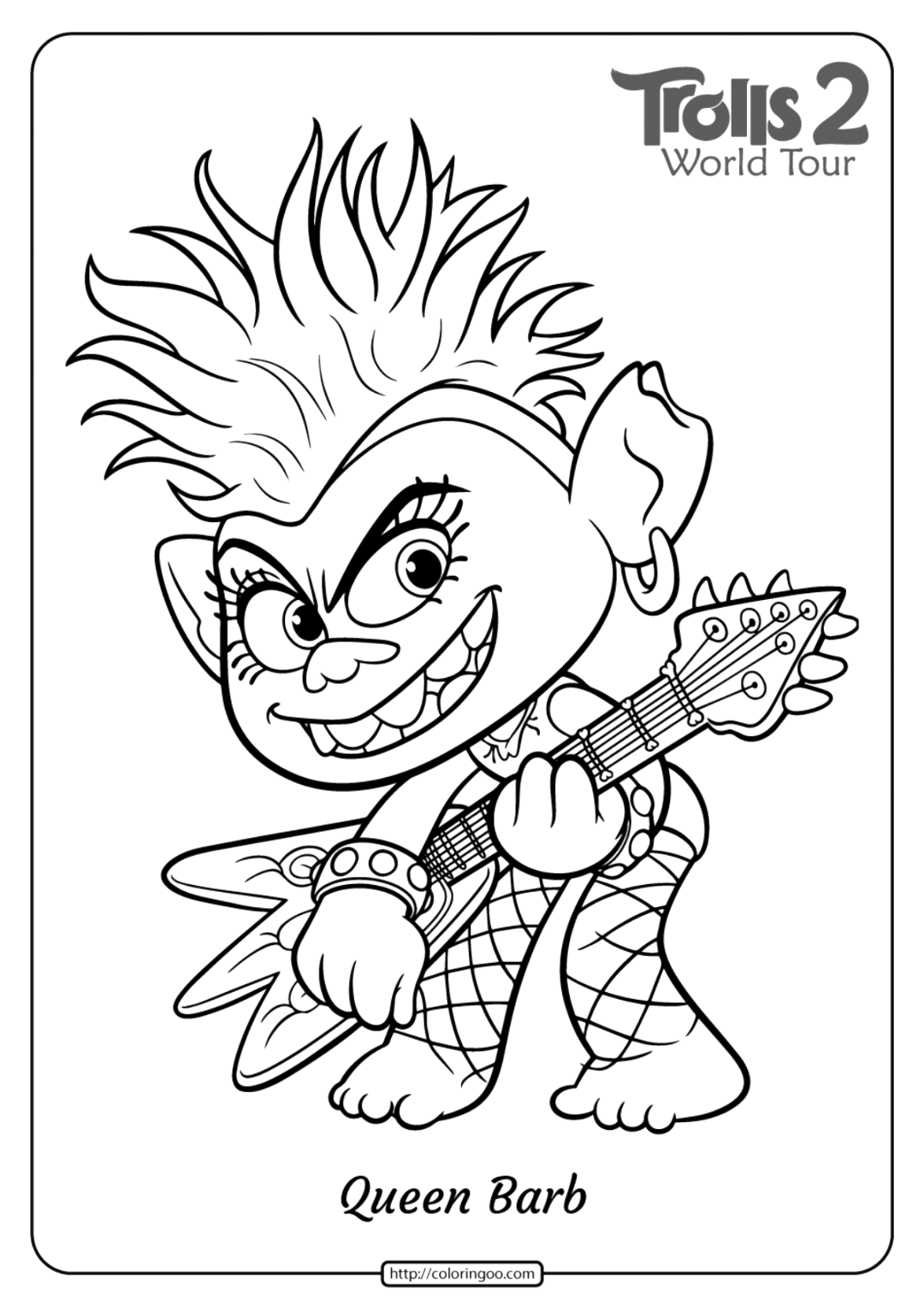 beautiful trolls coloring pages coloring pages