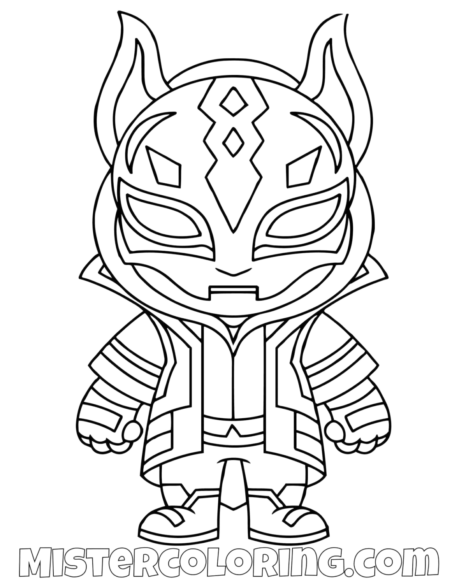 top fortnite coloring pages gallery