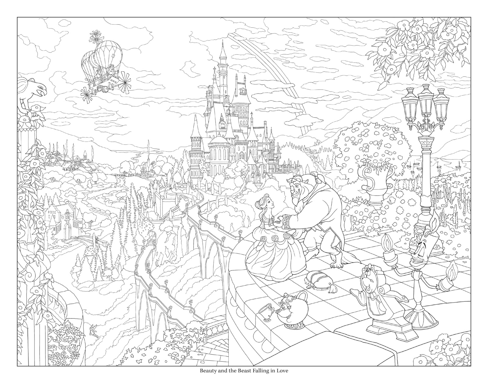 collection of disney coloring pages colour and print