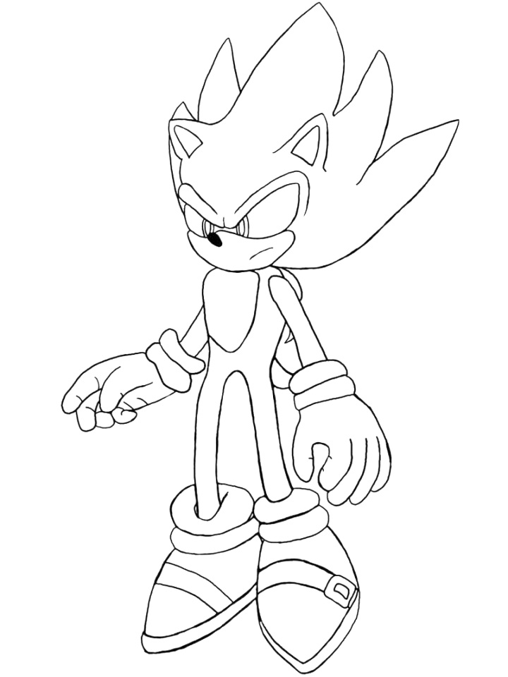 cool sonic the hedgehog coloring pages coloring tips