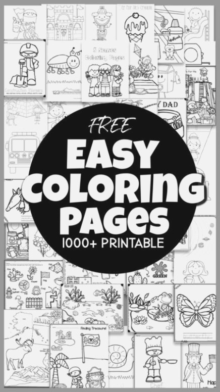 pinterest coloring pages for kids Coloring Pages Archives