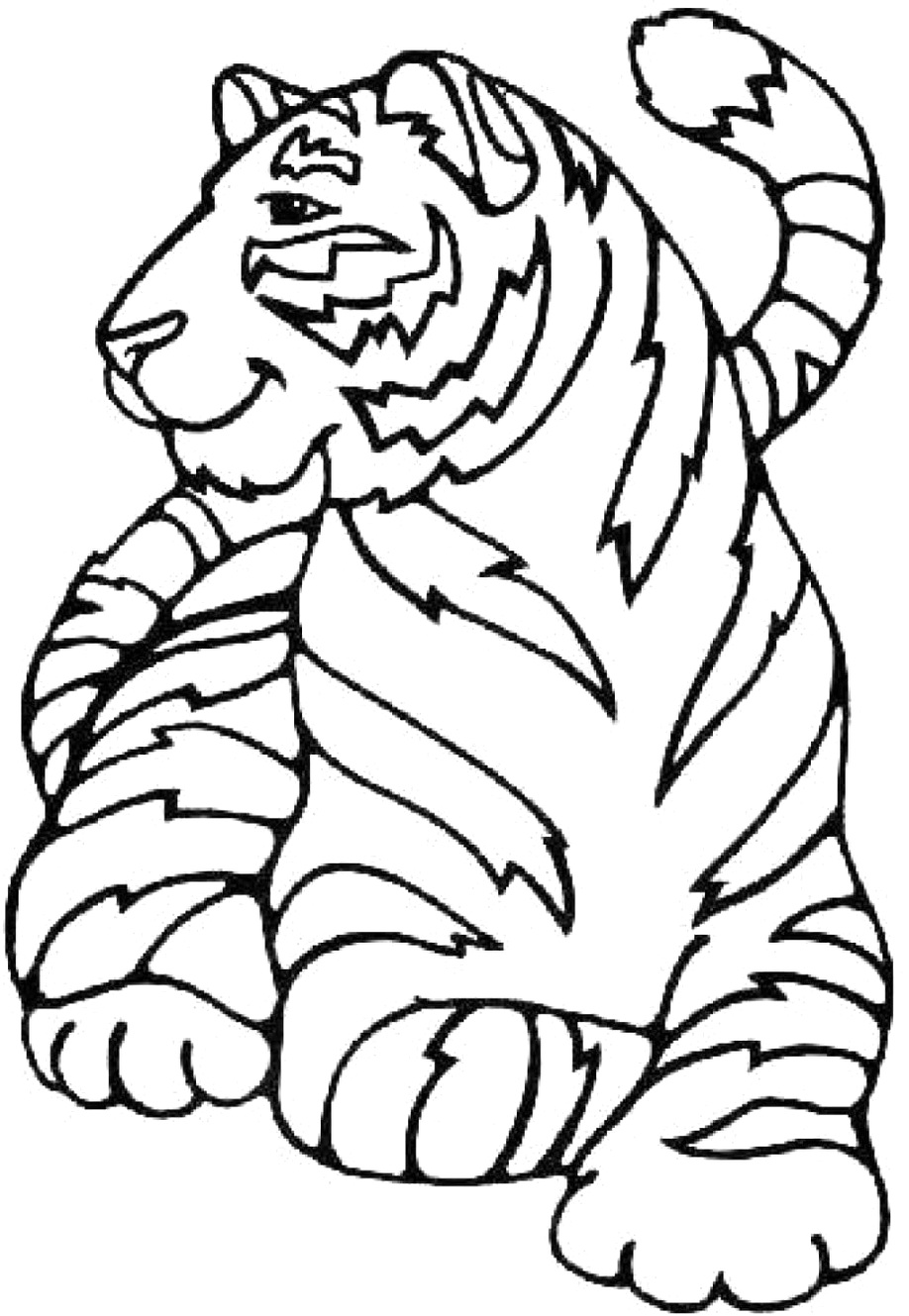 collection of animal coloring pages Coloring Pages Archives