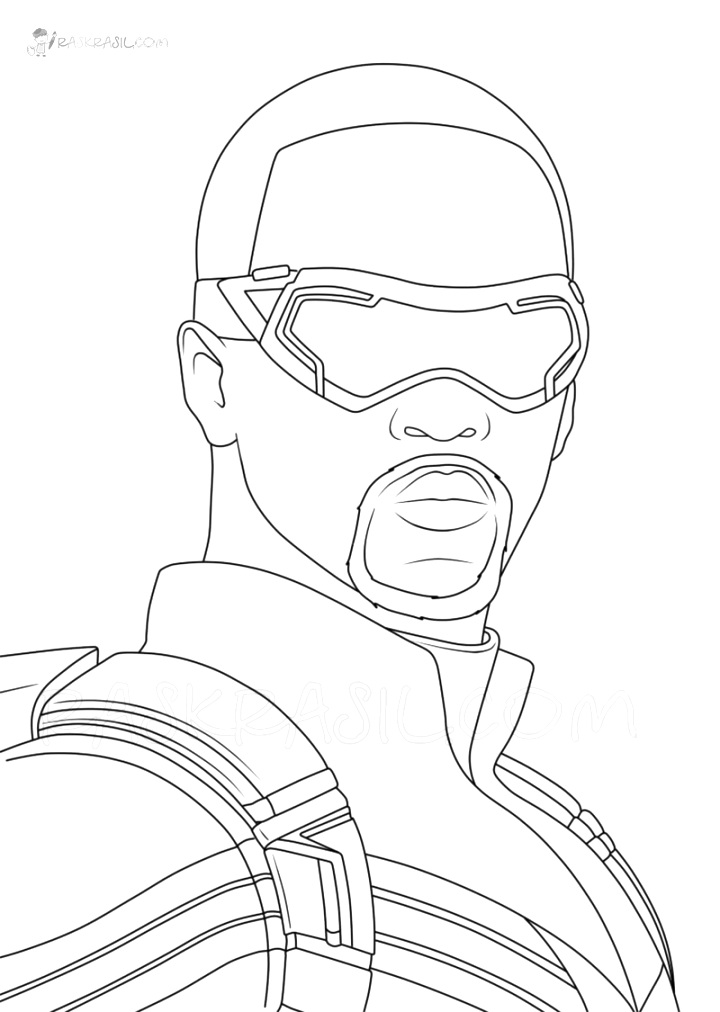 Discover Free marvel coloring pages cool coloring sheet