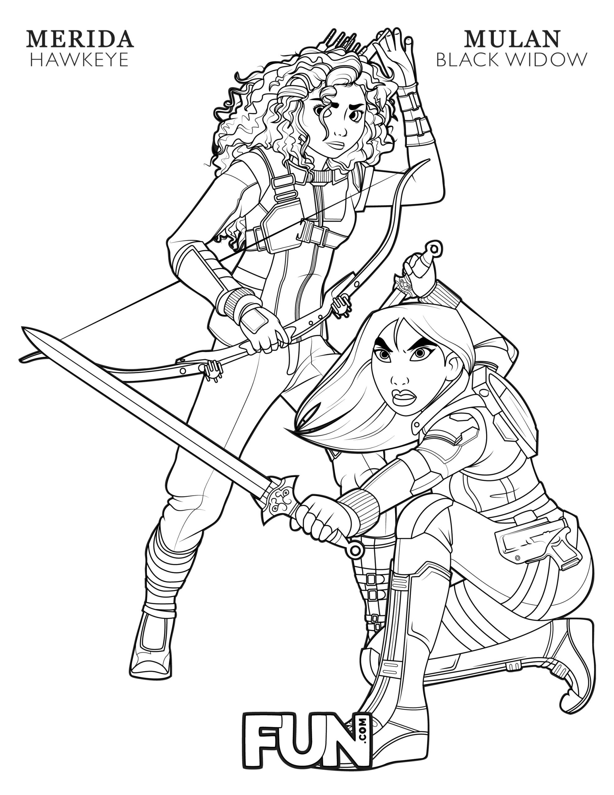 Simply download disney coloring pages for kids