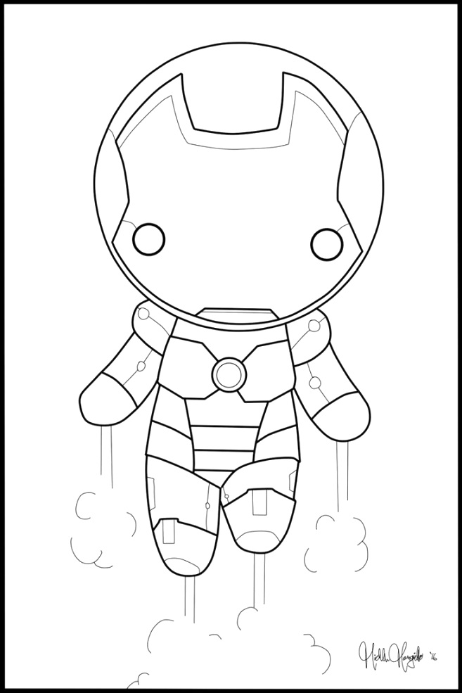incredible iron man coloring pages cool coloring sheet