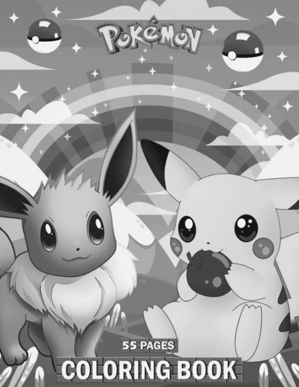 explore pokemon coloring pages for children and adults