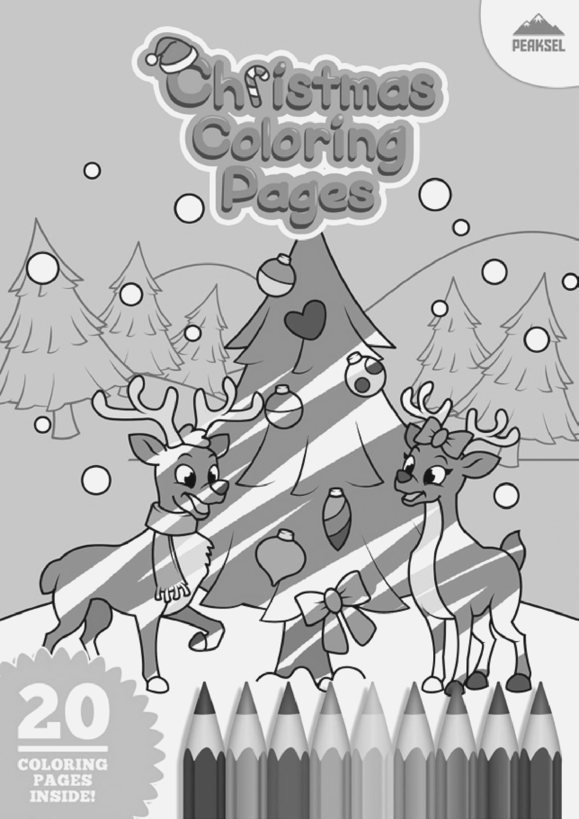 Simply download christmas coloring pages coloring pages