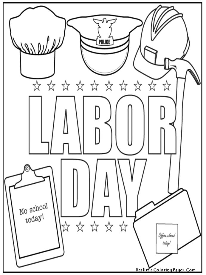 get free labor day coloring pages coloring technique