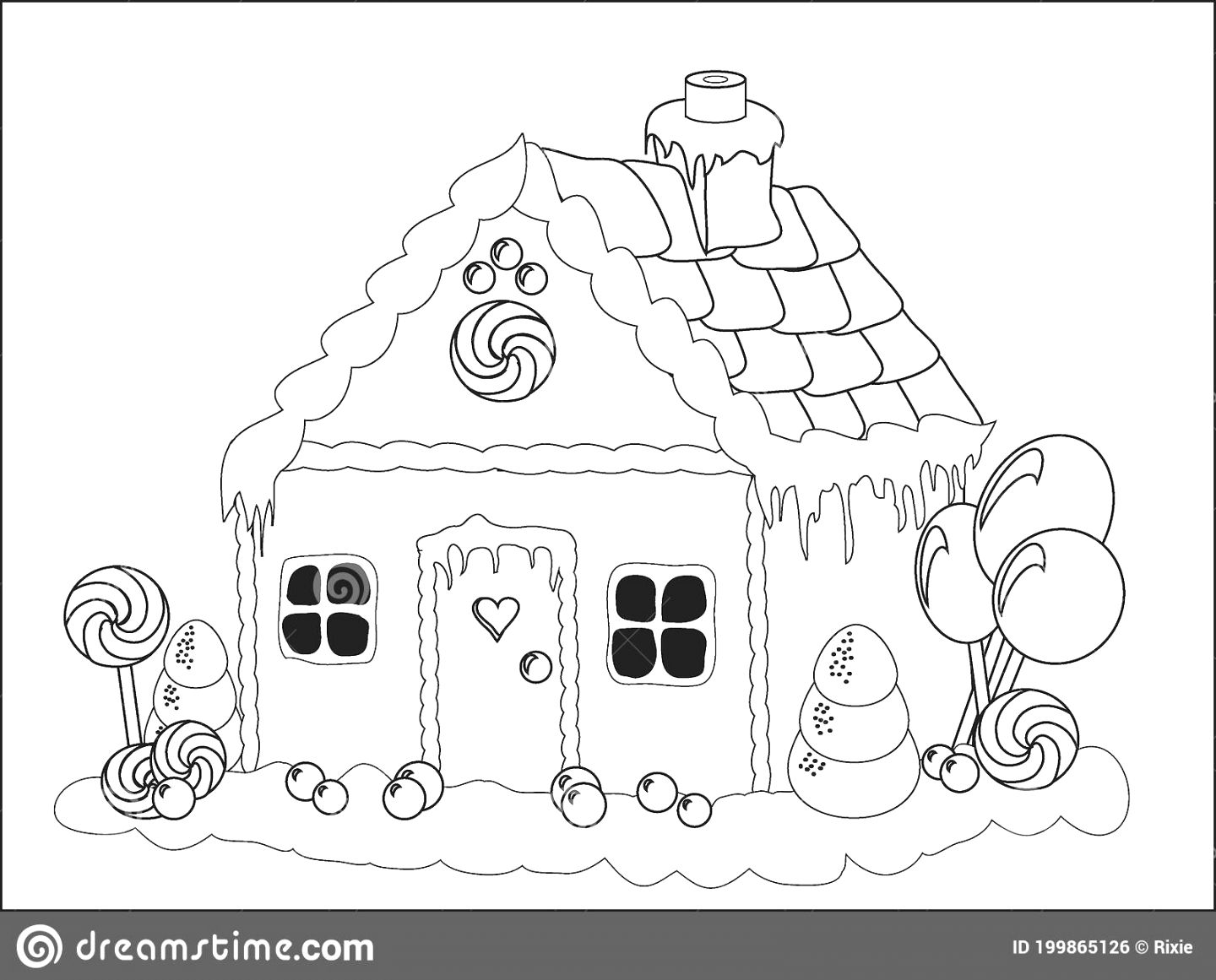 benefits of house colouring pictures download for free