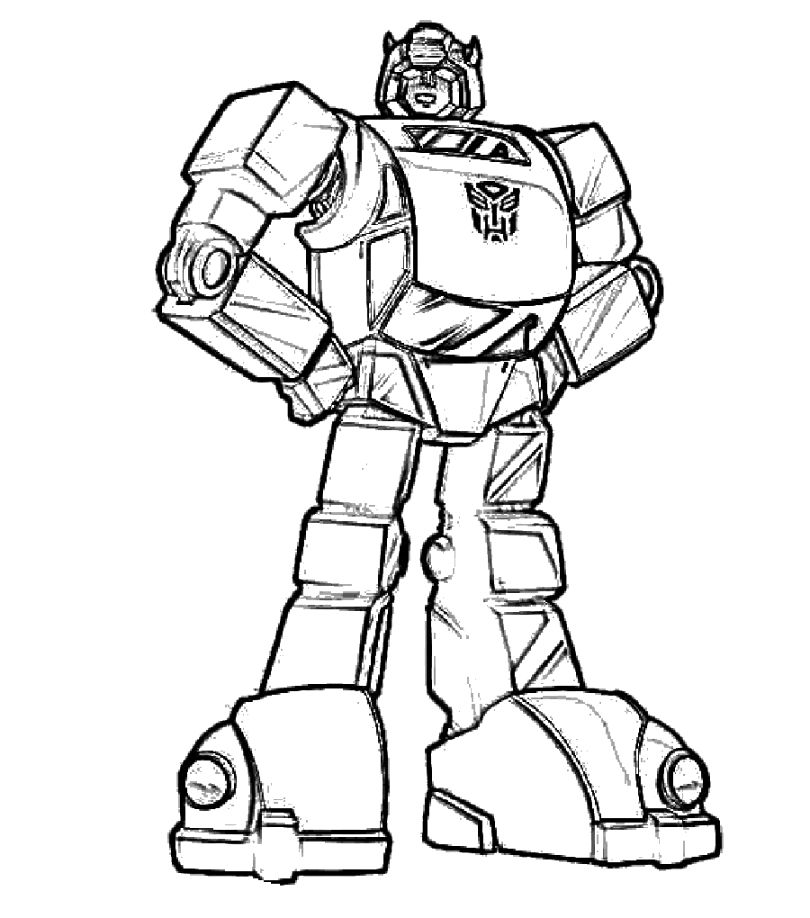 Make your bumblebee coloring pages to color download
